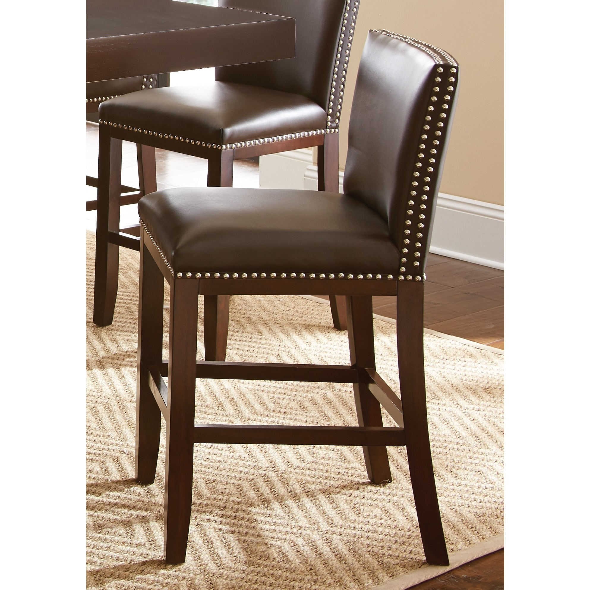 tisbury counter height stool set of 2 affordable dining room 2015