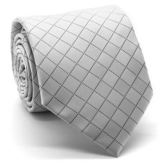 Ferrecci Men's Premium Multi-Striped Necktie/ Hanky Set