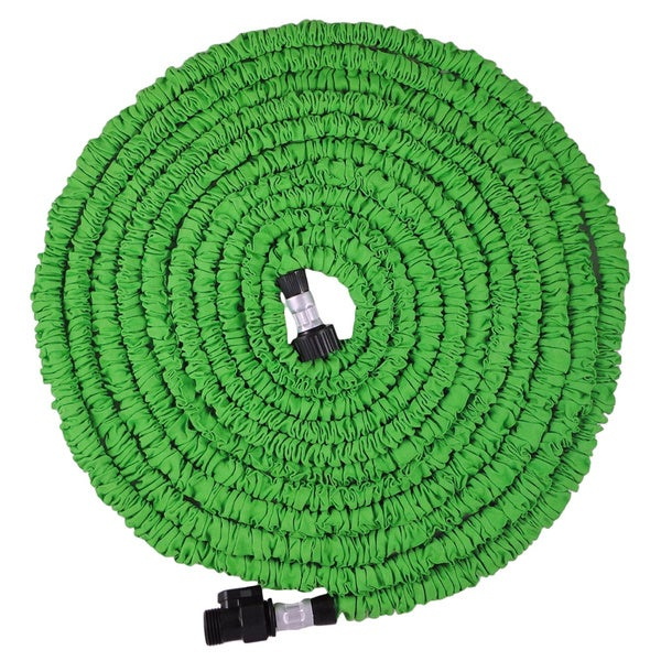 Big Boss Original Xhose 100-foot Green The Incredible Expanding Garden Hose