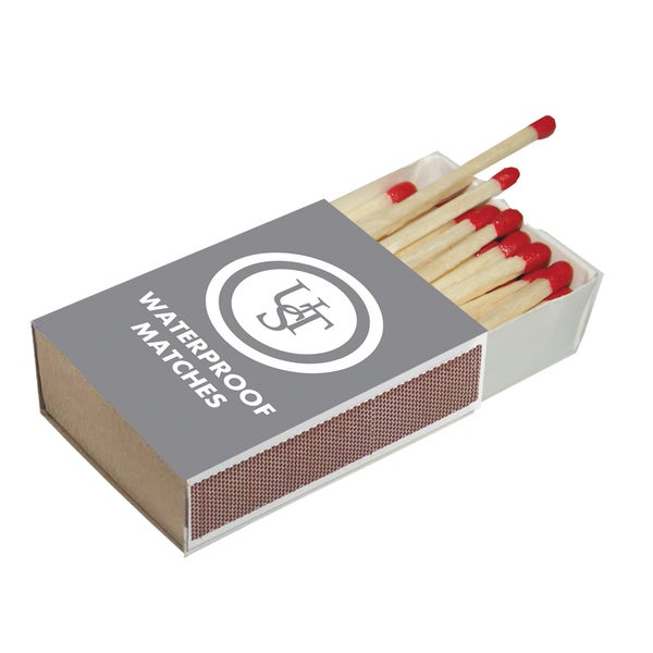 Ultimate Survival Technologies Waterproof Matches (Pack of 4)
