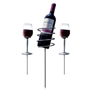 3-piece Wine Stakes Set