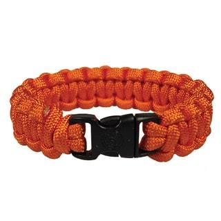 Ultimate Survival Technologies 7-inch Orange Survival Bracelet
