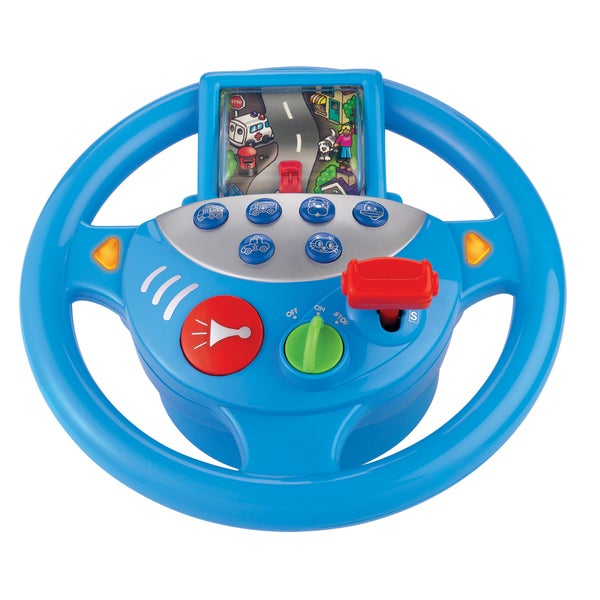 Sounds Steering Wheel