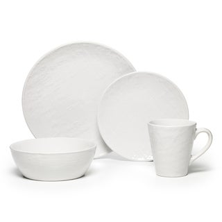 Pfaltzgraff Landen 16-piece White Dinnerware Set