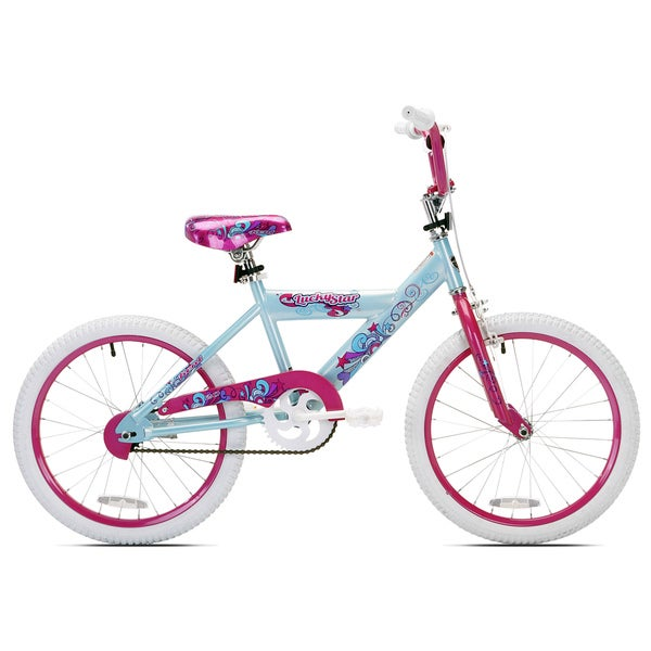 20-inch Lucky Star Girls Bike