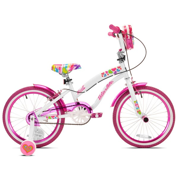18-inch Starlite Girls Bike