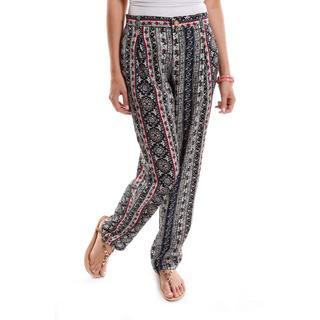 Hadari Women's Tribal Print Casual Pants