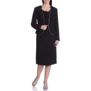 Giovanna Signature Women's 2-piece Dress Suit