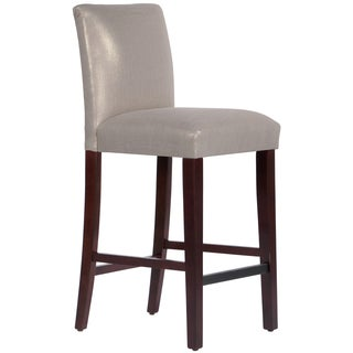 Made to Order Uptown Silver Barstool
