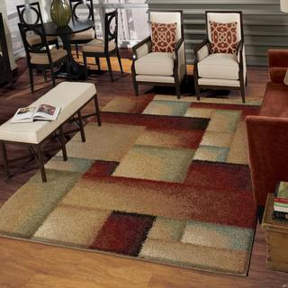 Wild Weave Brooklyn Multi Area Rug (9' x 13')