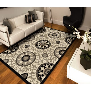 Nuance Annex Taupe Area Rug (9' x 13')