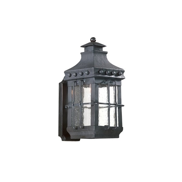 Troy Lighting Dover 1-light Small Fluorescent Wall Lantern