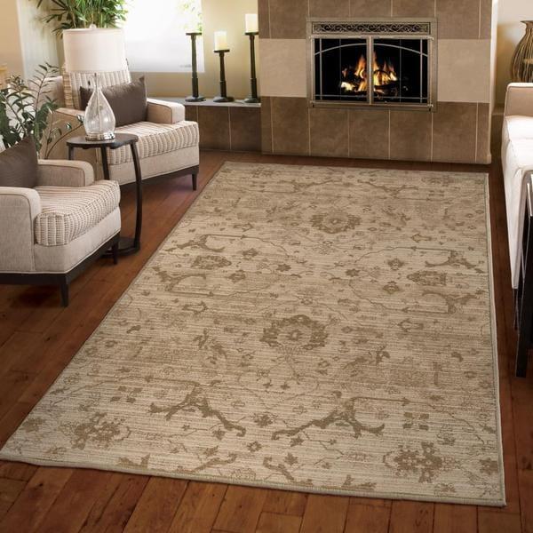 Empire avinish red area rug 7 39 10 x 10 39 10 overstock for 7x9 bathroom designs