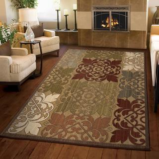 Anthology Sterling Beige Area Rug (9' x 13')