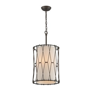 Troy Lighting Buxton 3-light Small Pendant