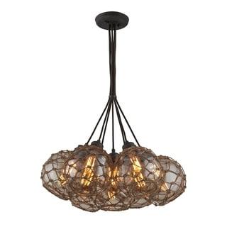 Troy Lighting Outer Banks 7-light Pendant