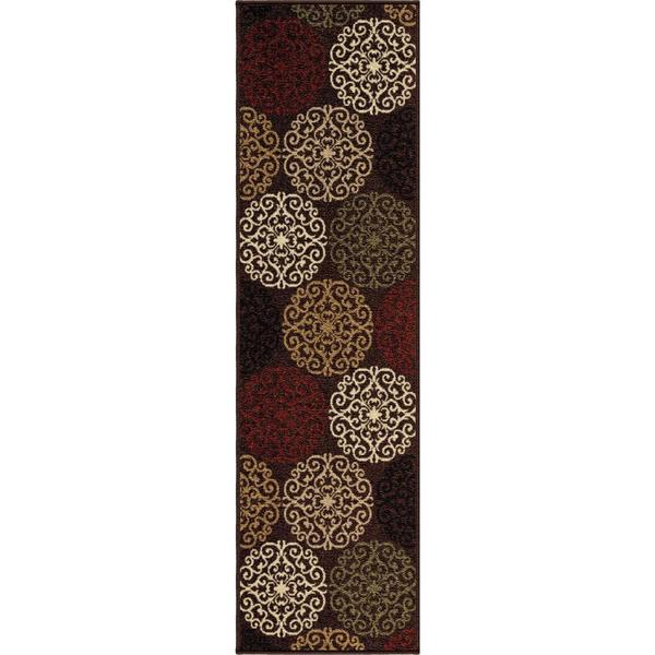 "Four Seasons Catalina Caf Au Lait Runner (2'3"" x 8')"