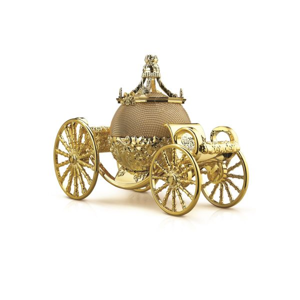 Kid Designs Cinderella Carriage Bluetooth Speaker