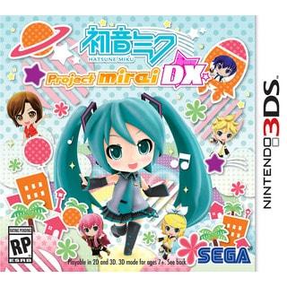 Nintendo 3DS - Hatsune Miku: Project Mirai DX