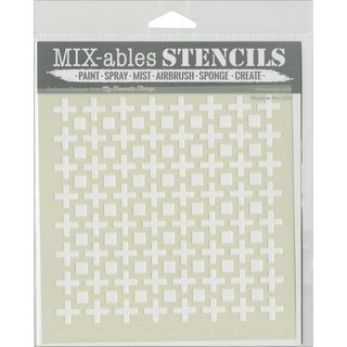 My Favorite Things MIXables Stencil 6inX6inPositive Sign