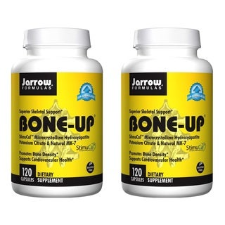 Jarrow Formulas 120 Capsules Bone-up (Pack of 2)