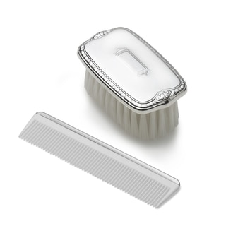 Empire Boy's Shield Design Brush and Comb Set