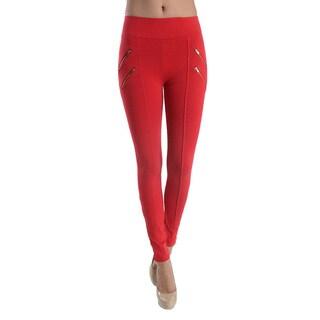 Ci Sono Women's Stretch Leggings