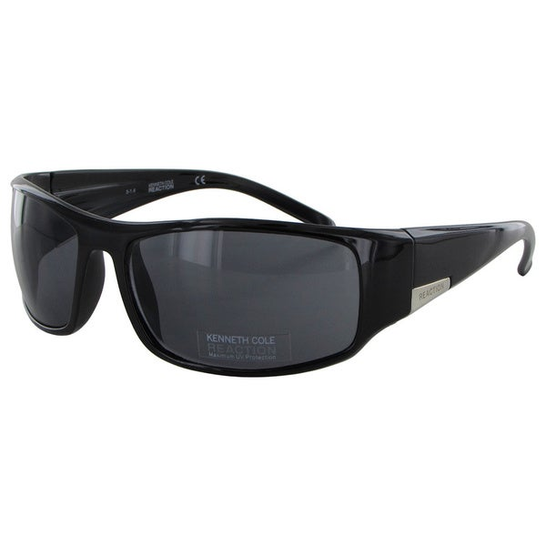 Kenneth Cole Reaction 1136 Mens Sport Wrap Sunglasses