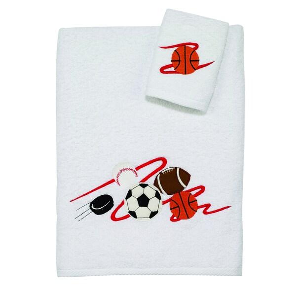 Kids Sports 2-piece Towel Set
