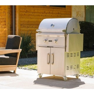 Coyote C-Series 2-burner Freestanding LP (Propane) Gas Grill