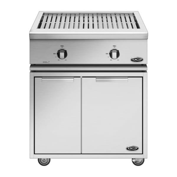 DCS Liberty Collection Grill and Cart