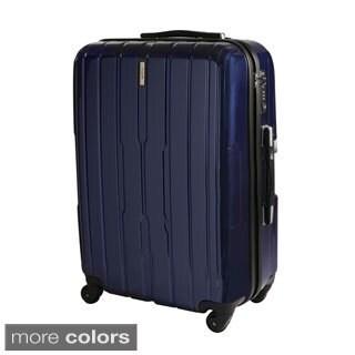 Bugatti 28-inch Hardside Upright Spinner Suitcase