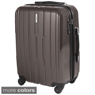 Bugatti 20-inch Hardside Upright Spinner Carry-on Luggage