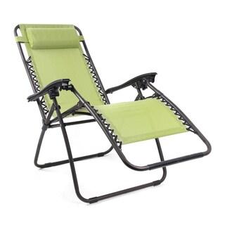 Pacific Green Zero Gravity Chair