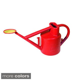 English Garden Haws Practican 1.6 gallon Outdoor Plastic Watering Can