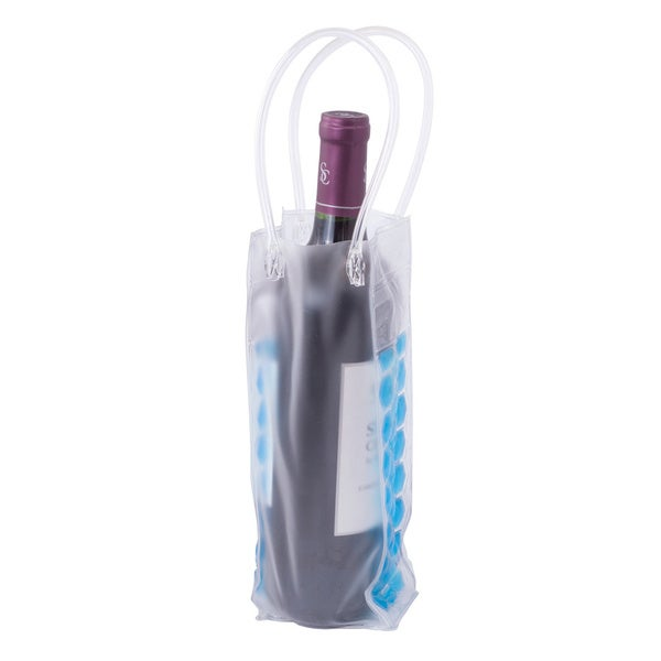 The Chill Freezable Wine Bag