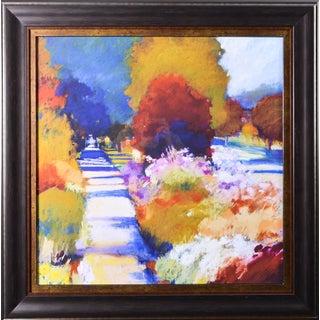 """Wall """"Artist: Wall"""" Framed Art Print"""