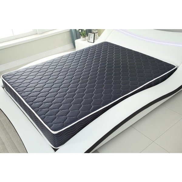 6 Inch Twin Size Foam Mattress With Waterproof Cover