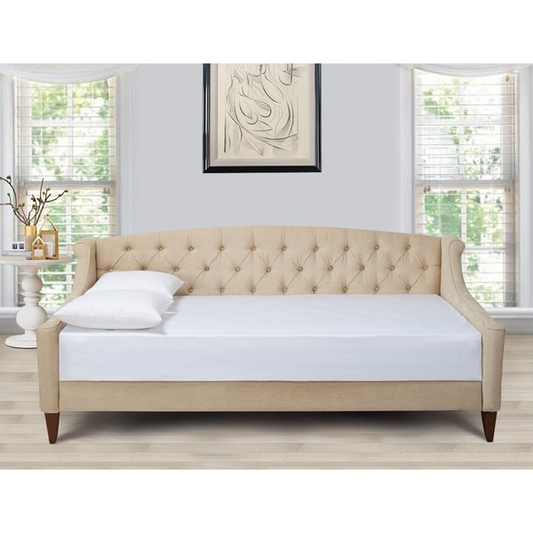 Jennifer Taylor Lucy Upholstered Sofa Bed
