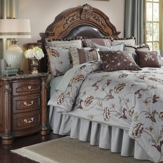 Enchantment Comforter Set by Michael Amini