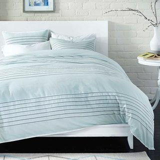 Spa Stripe 3-piece Comforter Set