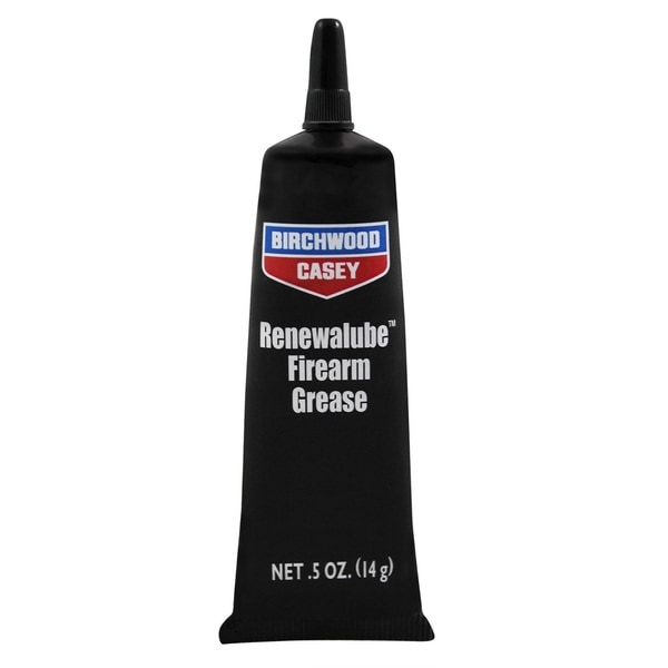 Birchwood Casey Renewalube Bio Firearm Grease 0.50-ounce Tube