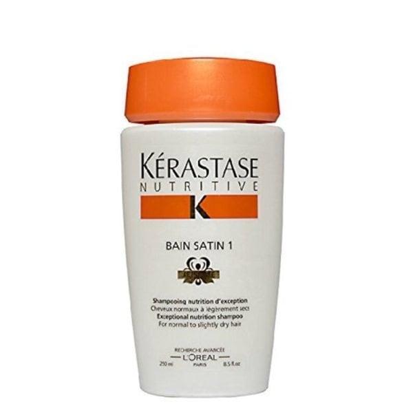Kerastase 8.45-ounce Nutritive Bain Satin 1 Shampoo