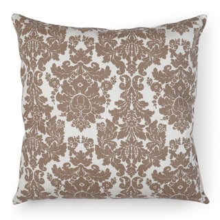 Journee Home 'Dream Damask' 20 inch Accent Pillow