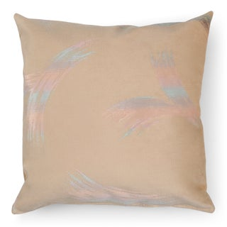 Journee Home 'Pastel Smear' 20 inch Accent Pillow