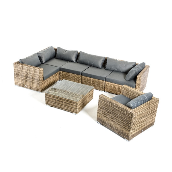 Renava Nevada Modern Outdoor Sectional Sofa Set