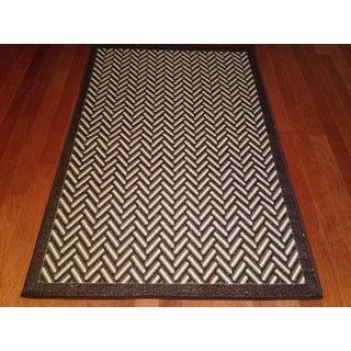 """Indoor/ Outdoor Brown Area Rug (5'2""""x 7'6"""")"""