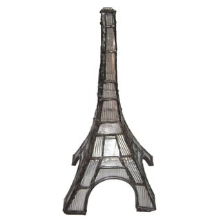 3D Stained Glass Eiffel Tower