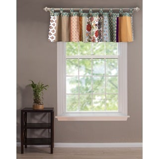 Greenland Home Fashions Geneva Window Valance