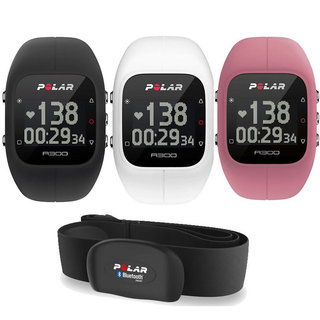 Polar A300 Fitness and Activity Tracker with Heart Rate Monitor Strap